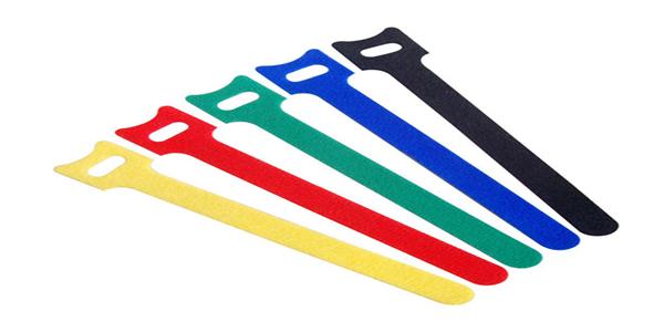 印刷魔术贴扎带的生产制造
