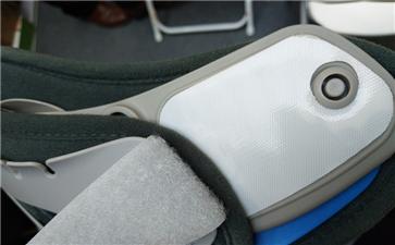 背胶魔术贴使用用途医疗护颈托