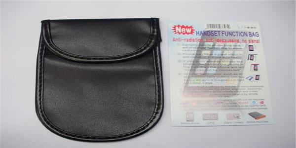 时尚潮流的魔术贴手机袋
