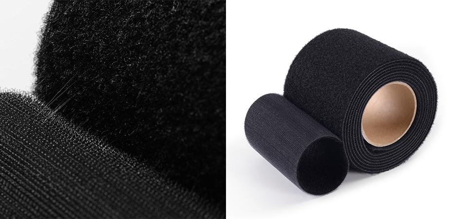 标准勾毛对贴粘扣带细节图