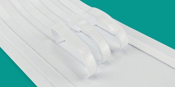 防护服专用带胶自粘松紧带-新品推荐!